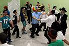 Comemoração de Purim da Yeshivat Maguen Avraham