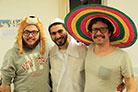 Purim na Yeshivat Shaarei Daat em Jerusalém