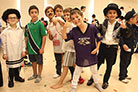 Comemoração de Purim na Congregação Mekor Haim