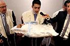 No Berit Milá do filho de Dan Harari